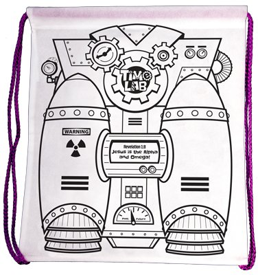 Time Lab: Kids Backpack
