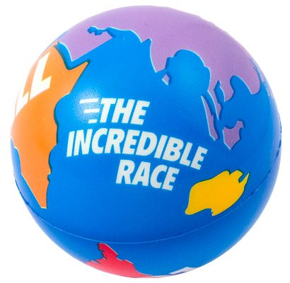 The Incredible Race VBS: Foam Globe