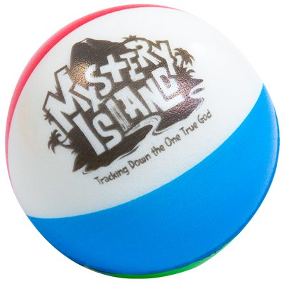 Mystery Island VBS: Foam Beach Ball