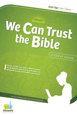 ABC Sunday School: Student Guide - Junior High : Quarter 1