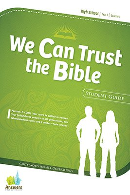 ABC Sunday School (Y1): Student Guide - High School: Quarter 1