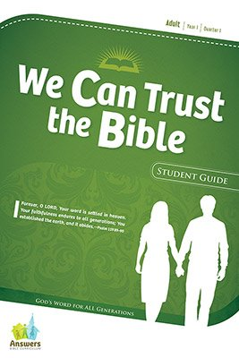 ABC Sunday School (Y1): Student Guide - Adults: Quarter 1