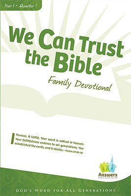ABC Sunday School: Family Devotional - Adults: Q1 5-pack