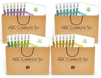 ABC Complete Set All Ages (Q1-4)
