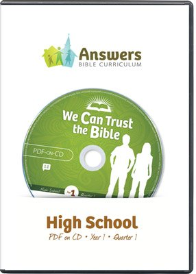 ABC High School Teacher Kit on CD-ROM (Y1): Quarter 1