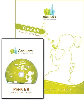 ABC Preschool Teacher Kit Print/CD-ROM Combo (Y1): Quarter 1