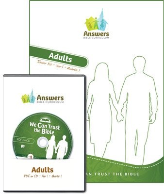 ABC Adult Teacher Kit Print/CD-ROM Combo (Y1): Quarter 1