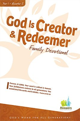 ABC Sunday School (Y1): Family Devotional - Adults: Q2