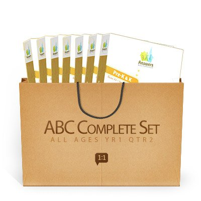 ABC Complete Set All Ages (Y1): Quarter 2