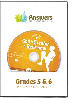 ABC Grades 5&6 Teacher Kit on CD-ROM (Y1): Quarter 2
