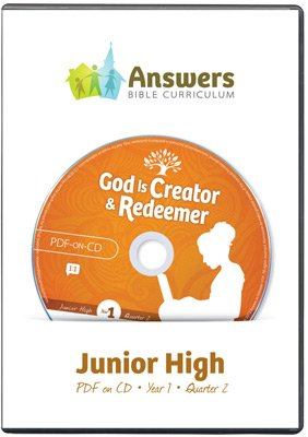 ABC Junior High Teacher Kit on CD-ROM: Quarter 2