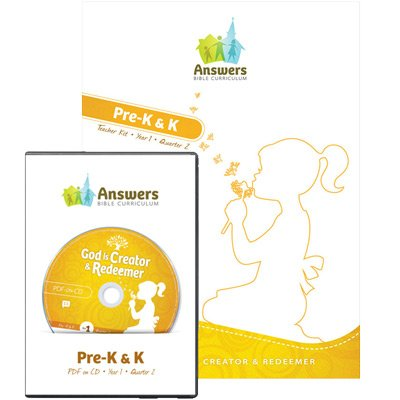 ABC Preschool Teacher Kit Print/CD-ROM Combo (Y1): Quarter 2