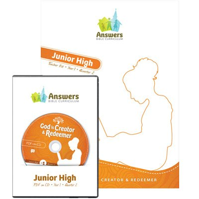 ABC Junior High Teacher Kit Print/CD-ROM Combo (Y1): Quarter 2