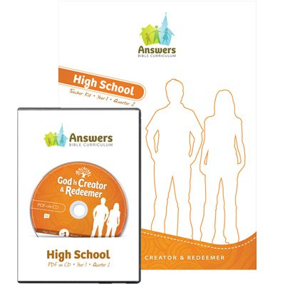 ABC High School Teacher Kit Print/CD-ROM Combo (Y1): Quarter 2