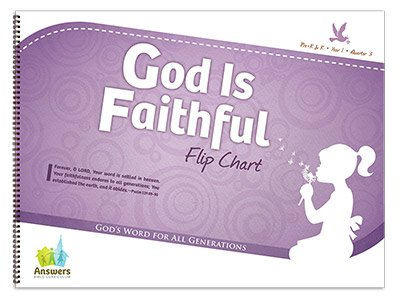 ABC Sunday School: Flipchart - Preschool: Quarter 3