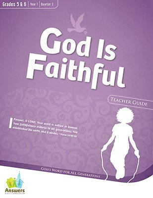 ABC Sunday School: Teacher Guide - Grades 3 & 4: Quarter 3