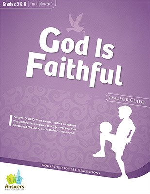 ABC Sunday School: Teacher Guide - Grades 5 & 6: Quarter 3