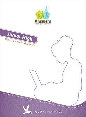 ABC Junior High Teacher Kit (Y1): Quarter 3