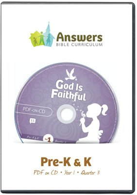ABC Preschool Teacher Kit on CD-ROM (Y1): Quarter 3
