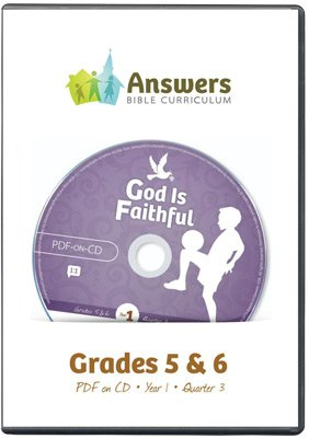 ABC Grades 5&6 Teacher Kit on CD-ROM (Y1): Quarter 3