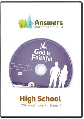 ABC High School Teacher Kit on CD-ROM (Y1): Quarter 3