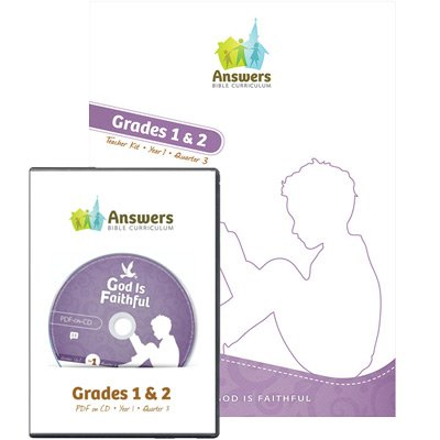 ABC Grades 1&2 Teacher Kit Print/CD-ROM Combo (Y1): Quarter 3
