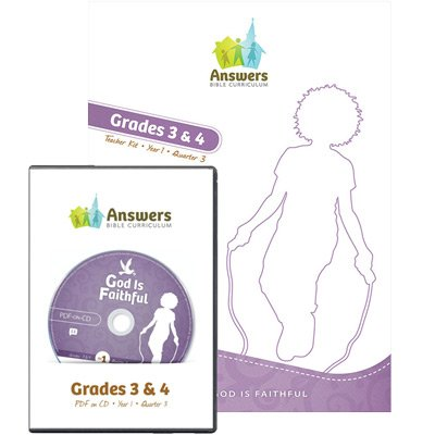 ABC Grades 3&4 Teacher Kit Print/CD-ROM Combo (Y1): Quarter 3