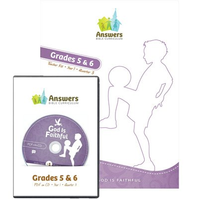 ABC Grades 5&6 Teacher Kit Print/CD-ROM Combo (Y1): Quarter 3