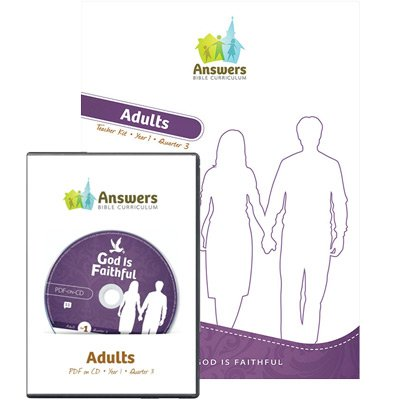 ABC Adult Teacher Kit Print/CD-ROM Combo (Y1): Quarter 3