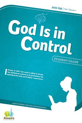 ABC Sunday School (Y1): Student Guide - Junior High : Quarter 4