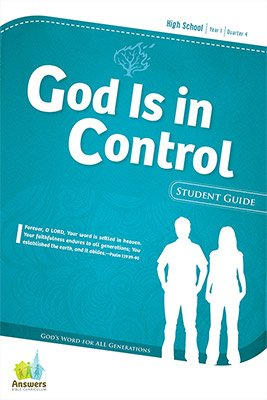 ABC Sunday School (Y1): Student Guide - High School: Quarter 4