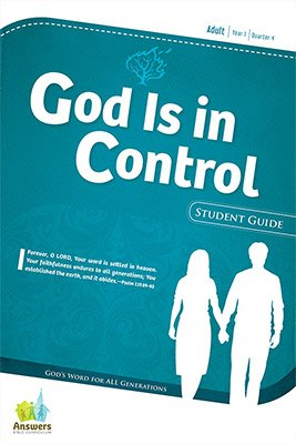 ABC Sunday School (Y1): Student Guide - Adults: Quarter 4