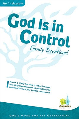 ABC Sunday School (Y1): Family Devotional - Adults: Q4