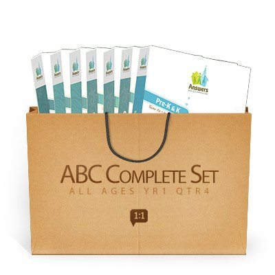 ABC Complete Set All Ages (Y1): Quarter 4