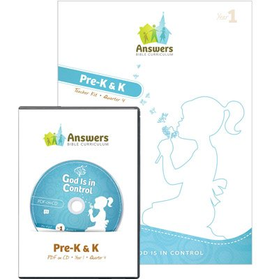 ABC Preschool Teacher Kit Print/CD-ROM Combo (Y1): Quarter 4