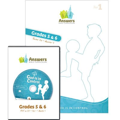 ABC Grades 5&6 Teacher Kit Print/CD-ROM Combo (Y1): Quarter 4