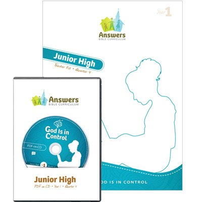 ABC Junior High Teacher Kit Print/CD-ROM Combo (Y1): Quarter 4