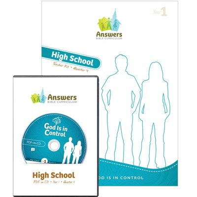 ABC High School Teacher Kit Print/CD-ROM Combo (Y1): Quarter 4