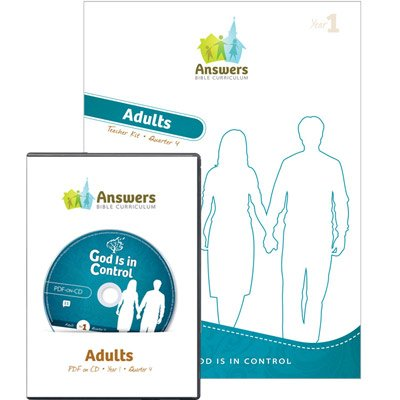 ABC Adult Teacher Kit Print/CD-ROM Combo (Y1): Quarter 4