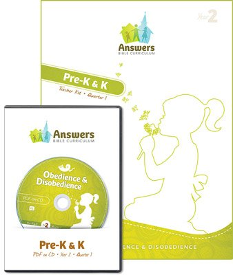 ABC Preschool Teacher Kit Print/CD-ROM Combo (Y2): Quarter 1