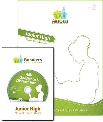 ABC: Junior High Teacher Kit Y2 Q1: Print + PDF Combo