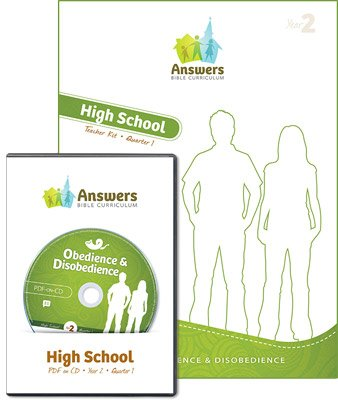 ABC High School Teacher Kit Print/CD-ROM (Y2): Quarter 1