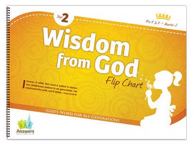 ABC Sunday School: Flipchart - Preschool: Quarter 2