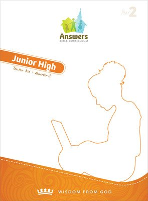 ABC Junior High Teacher Kit (Y2): Quarter 2