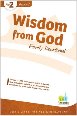 ABC Sunday School (Y2): Family Devotional - Adults: Q2 5-pack
