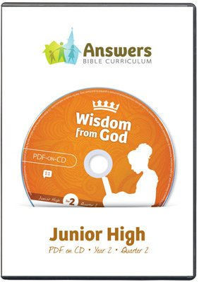 ABC Junior High Teacher Kit on CD-ROM (Y2): Quarter 2