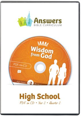ABC High School Teacher Kit on CD-ROM (Y2): Quarter 2