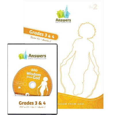 ABC Grades 3&4 Teacher Kit Print/CD-ROM Combo (Y2): Quarter 2