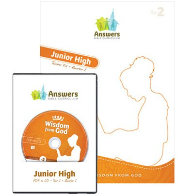 ABC Junior High Teacher Kit Print/CD-ROM (Y2): Quarter 2