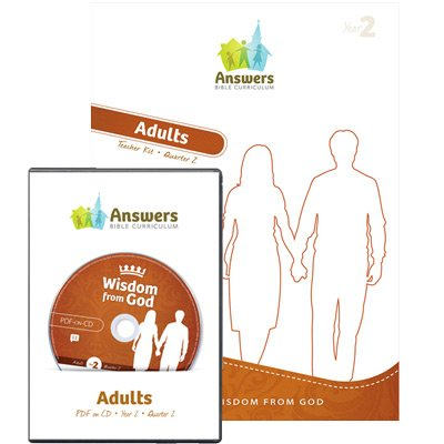 ABC Adult Teacher Kit Print/CD-ROM (Y2): Quarter 2